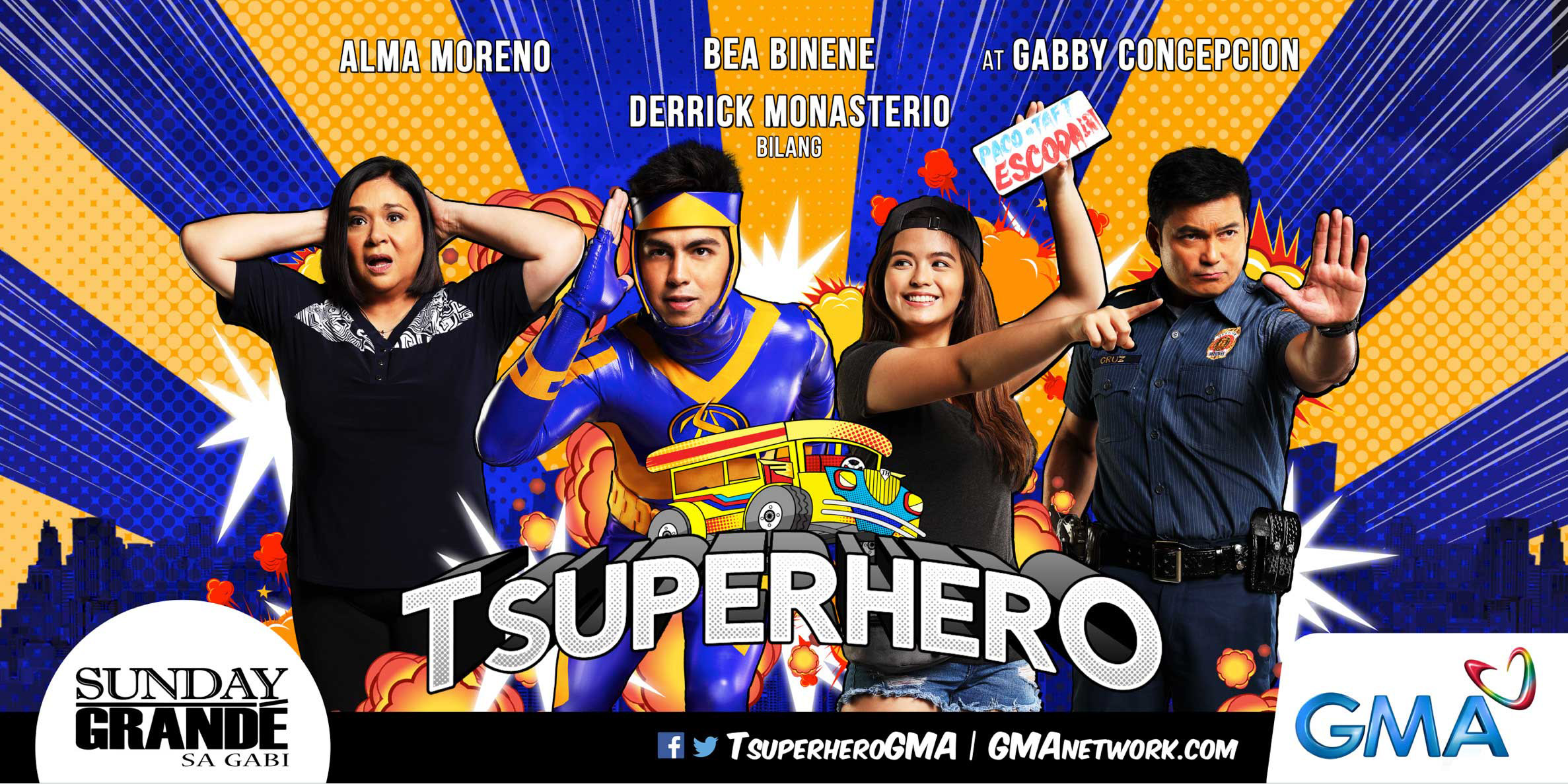 GMA Network: Tsuperhero