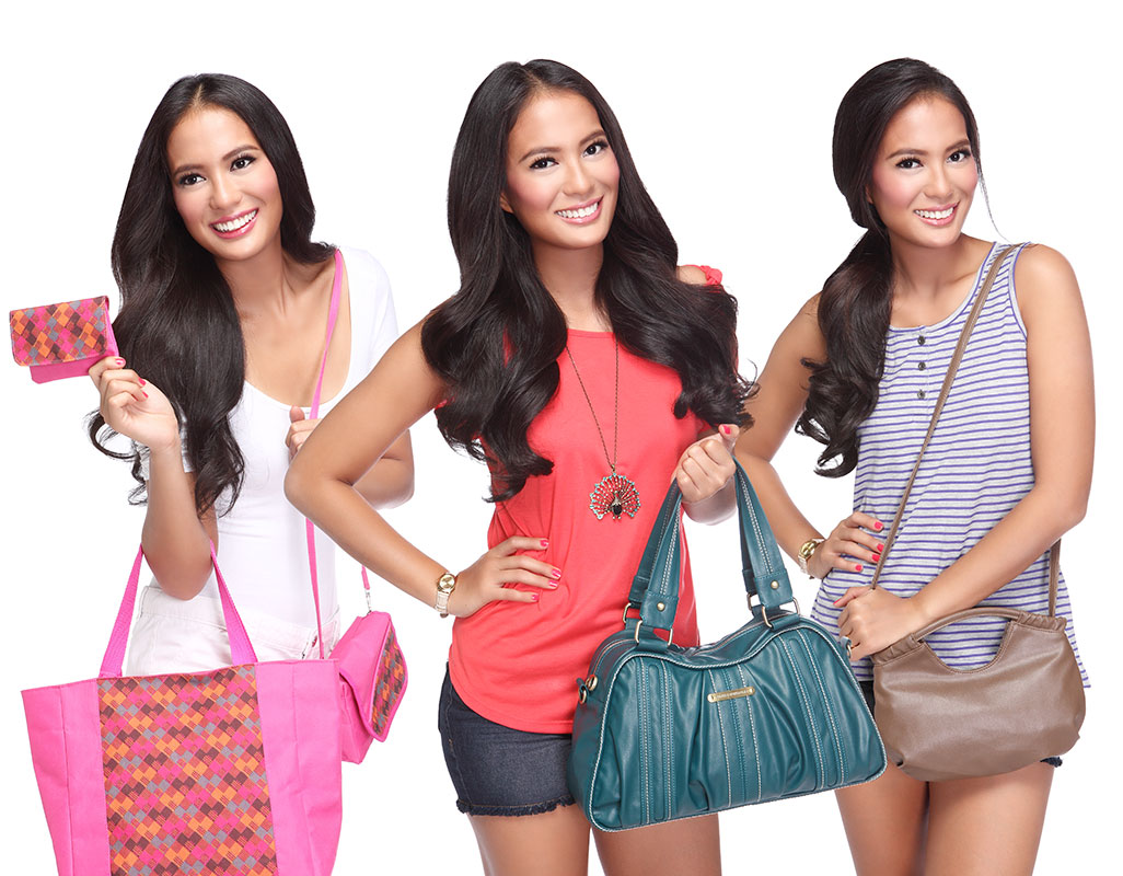 Isabelle Daza for Sophie Paris
