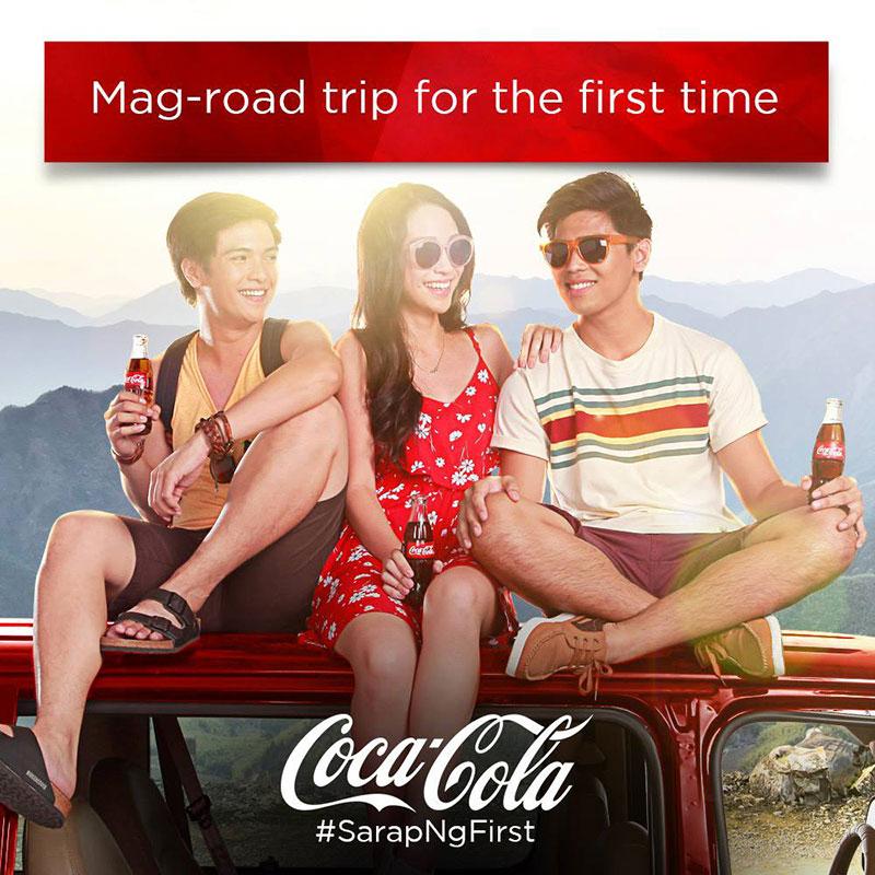 Coca-Cola #SarapNgFirst