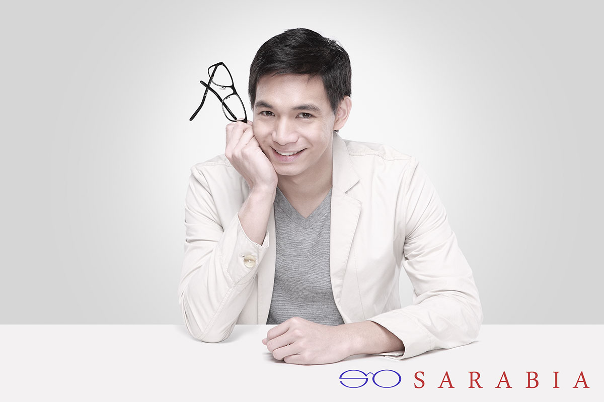 Chris Tiu for Sarabia Optical