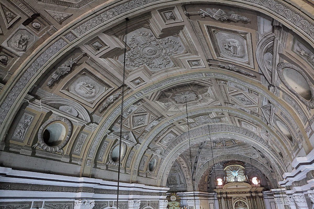 Paulo Travels: San Agustin Church, Intramuros