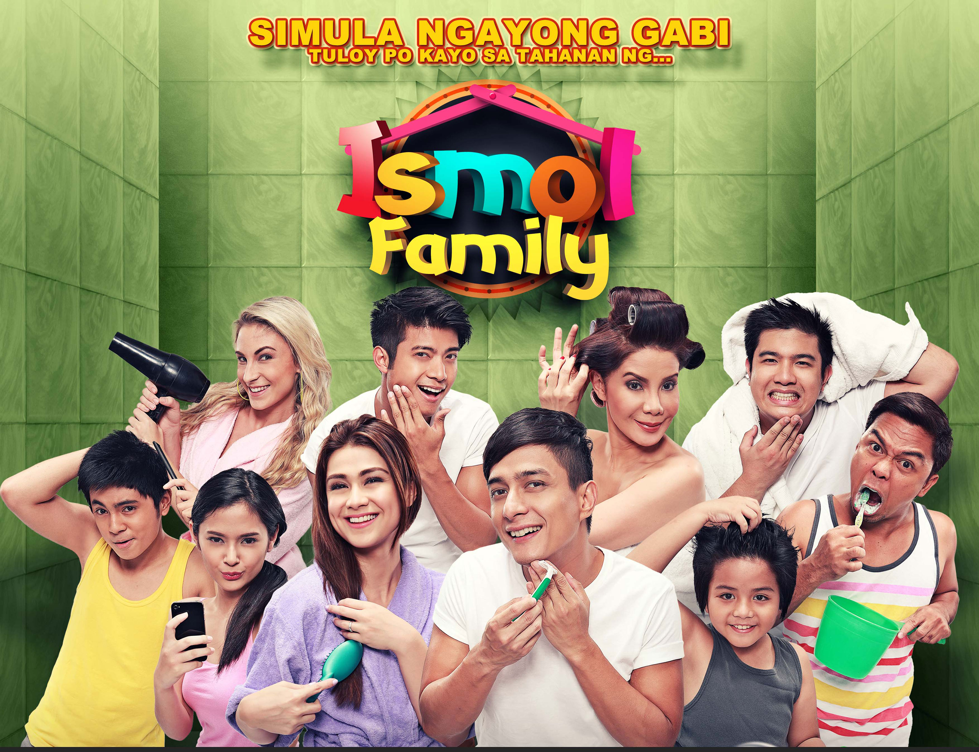 GMA 7: Ismol Family