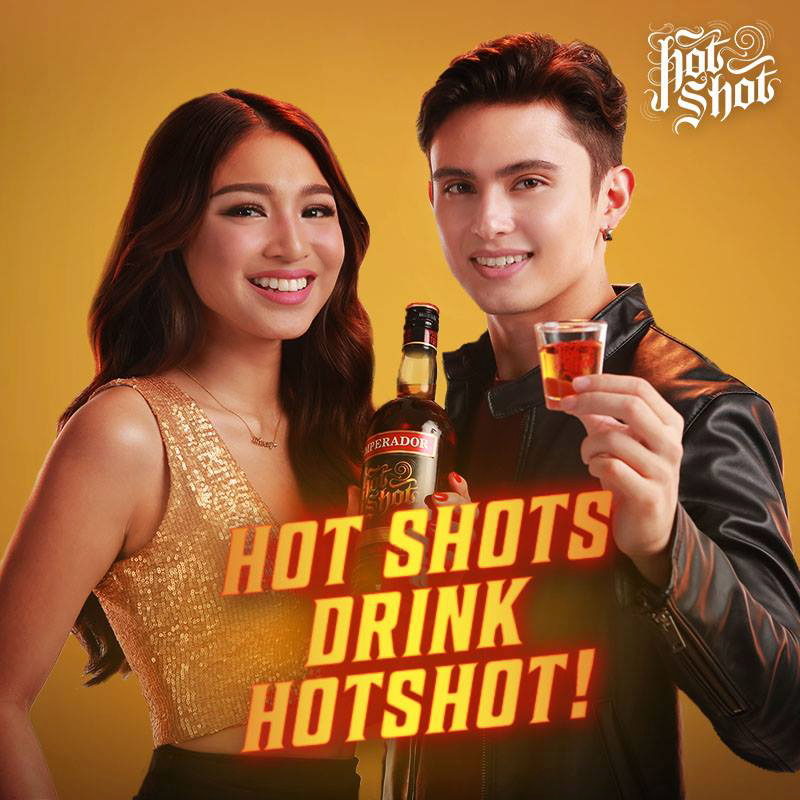 Emperador Hot Shot Brandy