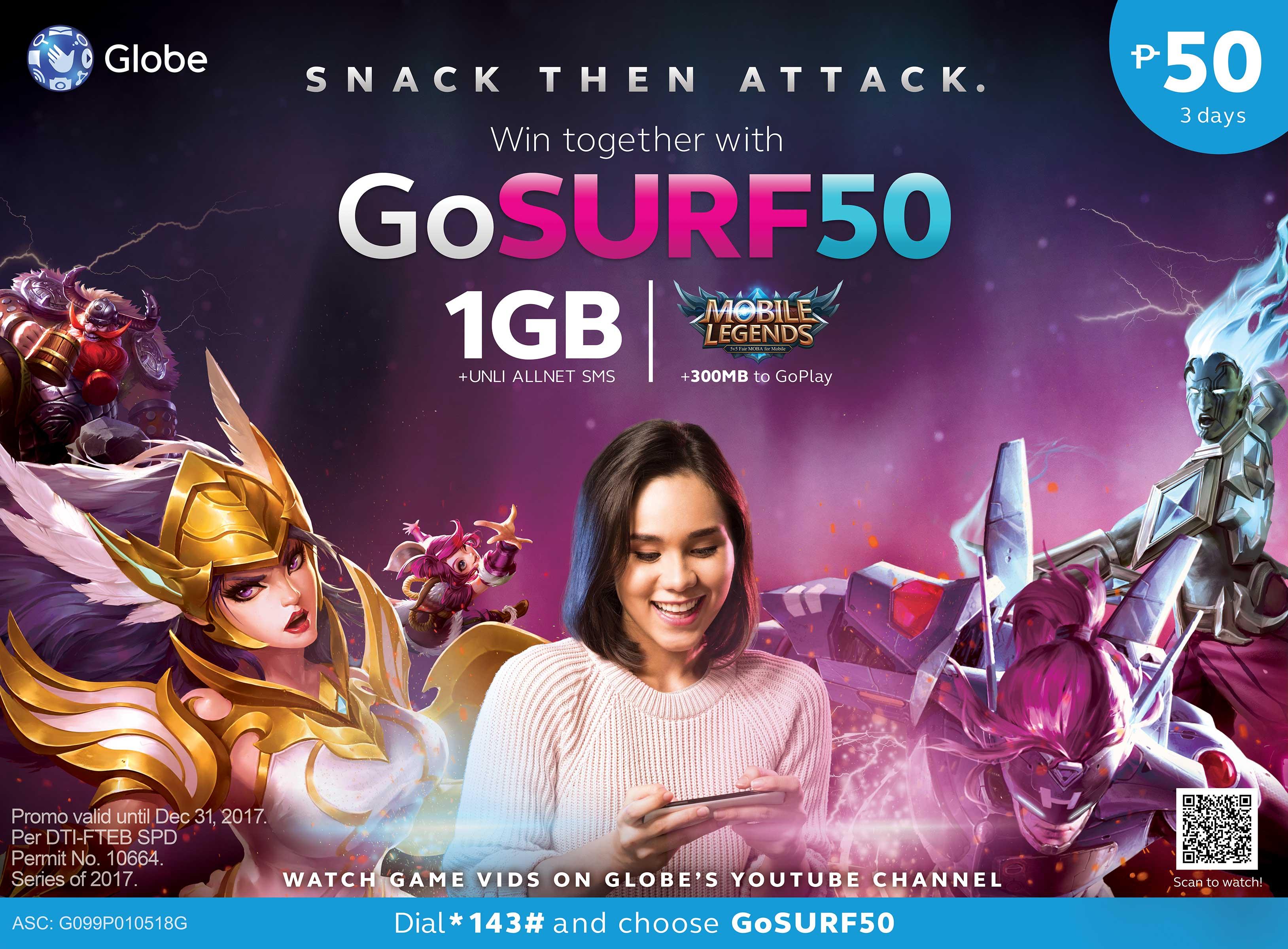 Globe Go Surf