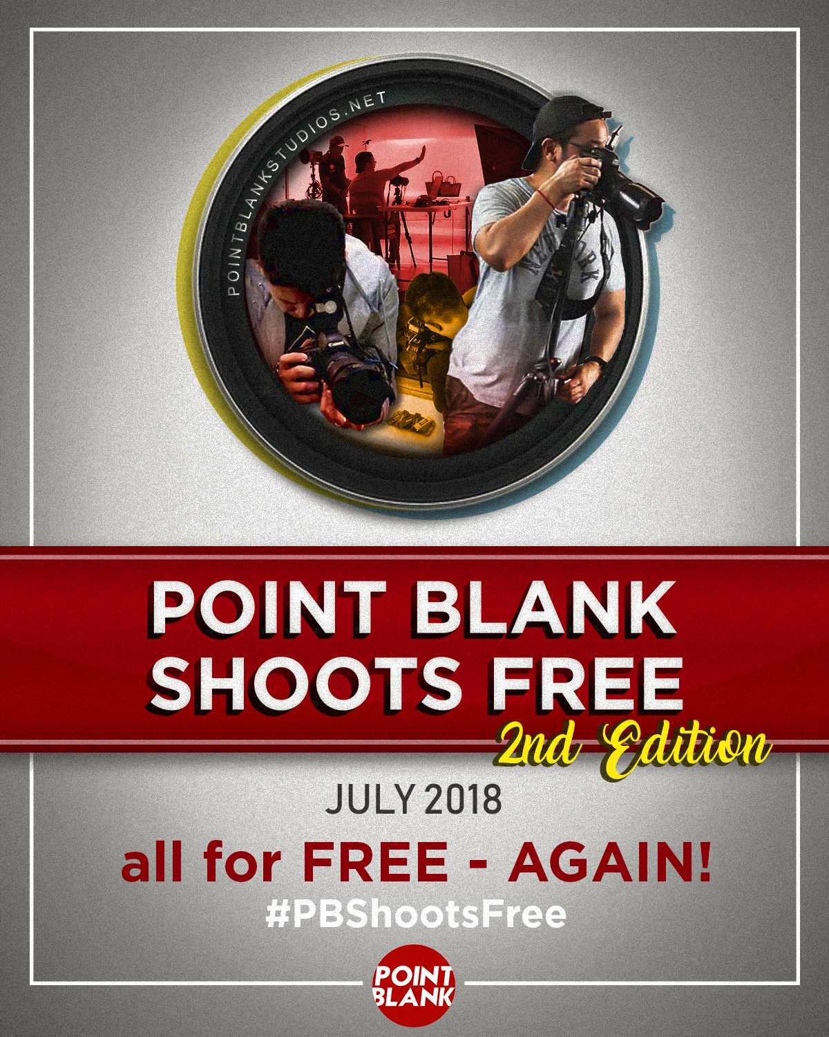 #PBShootsFree PART 2!!