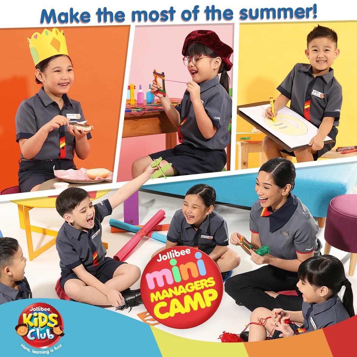 Jollibee Mini Managers Camp (2018)